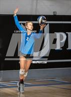 This MaxPreps.com professional photo is from the gallery Pierce @ University Prep which features University Prep high school athletes playing  Volleyball.