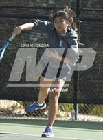 This MaxPreps.com professional photo is from the gallery Campbell Hall vs University (CIF-SS Open Final) which features Campbell Hall high school athletes playing Girls Tennis. This photo was shot by Heston Quan and published on Quan.