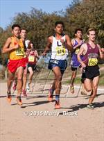 This MaxPreps.com professional photo is from the gallery CIF State Cross Country Championships (D2 Boys Race) which features Agoura high school athletes playing  Cross Country. This photo was shot by Marty  Bicek  and published on Bicek .