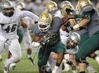 This MaxPreps.com professional photo is from the gallery Granite Bay vs. Long Beach Poly (CIF State D1 Final) which features Long Beach Poly high school athletes playing  Football.