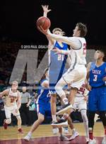 This MaxPreps.com professional photo is from the gallery Cherry Creek vs. Chaparral (CHSAA 5A Great 8) which features Cherry Creek high school athletes playing  Basketball. This photo was shot by Paul DiSalvo and published on DiSalvo.