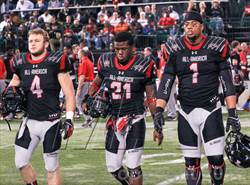 Thumbnail 2 in Under Armour All-American Game photogallery.