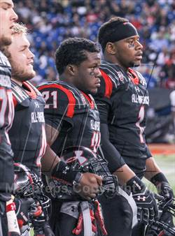 Thumbnail 7 in Under Armour All-American Game photogallery.