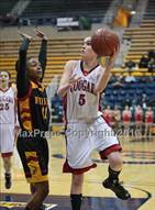 This MaxPreps.com professional photo is from the gallery Carondelet vs. Berkeley (MLK Classic) which features Carondelet high school athletes playing Girls Basketball.