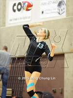 This MaxPreps.com professional photo is from the gallery Valencia @ Aliso Niguel which features Valencia high school athletes playing  Volleyball. This photo was shot by Ming Chung Lin and published on Lin.