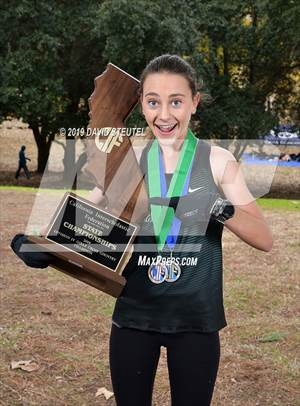 CIF State Cross Country Championships (Girls Awards)
