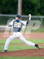This MaxPreps.com professional photo features Simsbury high school Brandon White playing  Baseball. This photo was shot by Bill Berg and published on Berg.