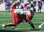 This MaxPreps.com professional photo is from the gallery McDonogh @ Gonzaga which features McDonogh high school athletes playing  Football.