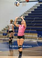 This MaxPreps.com professional photo is from the gallery Conway @ Bryant which features Conway high school athletes playing  Volleyball. This photo was shot by Chris Brashers and published on Brashers.