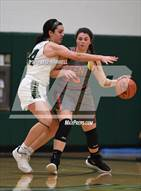 This MaxPreps.com professional photo is from the gallery Green @ GlenOak which features Green high school athletes playing Girls Basketball.