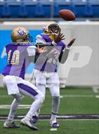 This MaxPreps.com professional photo is from the gallery Booneville vs. Osceola (AAA 3A Final) which features Osceola high school athletes playing  Football.