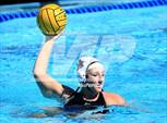 This MaxPreps.com professional photo features Woodcreek high school Kelli Leffel playing Girls Water Polo. This photo was shot by Gregg Samelson and published on Samelson.