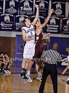 This MaxPreps.com professional photo is from the gallery Sevier County vs. Dobyns-Bennett (Region 1-AAA R1 Playoff) which features Sevier County high school athletes playing  Basketball.