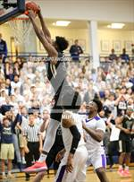 This MaxPreps.com professional photo is from the gallery Lincoln @ Dallas Jesuit (Knights of Columbus Tournament) which features Dallas Jesuit high school athletes playing  Basketball. This photo was shot by Oladipo Awowale and published on Awowale.