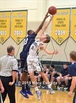 This MaxPreps.com professional photo is from the gallery Calvary Christian @ Shorecrest Prep which features Calvary Christian high school athletes playing  Basketball. This photo was shot by Marc Estrada and published on Estrada.