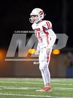 This MaxPreps.com professional photo features Pottsboro high school Jacob McDonald playing  Football. This photo was shot by Robbie Rakestraw and published on Rakestraw.