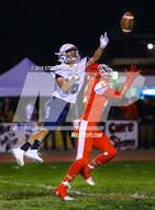 This MaxPreps.com professional photo is from the gallery Silver @ Cobre which features Silver high school athletes playing  Football.
