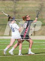 This MaxPreps.com professional photo features Kent Denver high school Reese Frederickesen playing Girls Lacrosse. This photo was shot by Jeffery Tucker and published on Tucker.