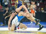 This MaxPreps.com professional photo is from the gallery CIF State Boys Wrestling Championships (Semfinals) which features River Valley high school athletes playing  Wrestling. This photo was shot by David Dennis and published on Dennis.
