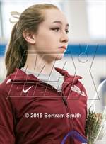 This MaxPreps.com professional photo is from the gallery NYSPHSAA Gymnastics Championships (Opening Ceremonies) which features Suffern high school athletes playing  Gymnastics. This photo was shot by Bertram Smith and published on Smith.