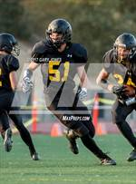 This MaxPreps.com professional photo is from the gallery Rocklin @ Del Oro which features Del Oro high school athletes playing  Football. This photo was shot by Gary Jones and published on Jones.