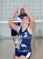 This MaxPreps.com professional photo is from the gallery Lake Mead Academy vs Pahranagat Valley (Lake Mead Fall Classic) which features Lake Mead Academy high school athletes playing  Volleyball.