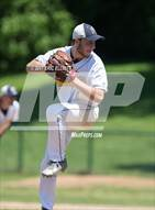 This MaxPreps.com professional photo is from the gallery Saegertown vs Rocky Grove (PIAA District 10 AA Final) which features Saegertown high school athletes playing  Baseball.