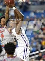 This MaxPreps.com professional photo is from the gallery Garfield vs. Rainier Beach (WIAA 3A Quarterfinal)  which features Rainier Beach high school athletes playing  Basketball. This photo was shot by Vince Miller and published on Miller.