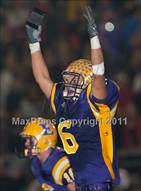 This MaxPreps.com professional photo is from the gallery Escalon vs. Calaveras (CIF SJS D4 Final) which features Escalon high school athletes playing  Football.