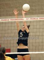 "Photo from the gallery ""Lincoln @ St. Francis (CIF SJS D1 Playoffs)"""