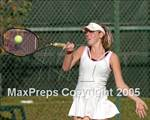 This MaxPreps.com professional photo is from the gallery Placer vs. Loretto (D2 Section Final) which features Placer high school athletes playing Girls Tennis. This photo was shot by David Steutel and published on Steutel.