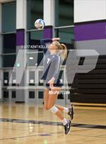 This MaxPreps.com professional photo features Clarkston high school Abbey Malinowski playing  Volleyball. This photo was shot by Kent Koller and published on Koller.