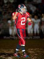 This MaxPreps.com professional photo is from the gallery St. Bonaventure @ San Marcos which features San Marcos high school athletes playing  Football.