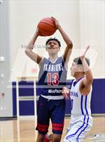 This MaxPreps.com professional photo is from the gallery South San Antonio vs Cornerstone Christian (SAISD Invitational) which features Cornerstone Christian high school athletes playing  Basketball. This photo was shot by Joe Calomeni and published on Calomeni.