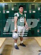 This MaxPreps.com professional photo is from the gallery De La Salle (Preseason Early Contenders Photo Shoot) which features De La Salle high school athletes playing  Football.