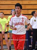 "Photo from the gallery ""Leigh vs. Saratoga (CIF NorCal Regional D2 Final)"""