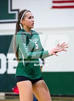 This MaxPreps.com professional photo features Manteca high school Rhiannon Genilla playing  Volleyball. This photo was shot by Gerardo Coronado and published on Coronado.