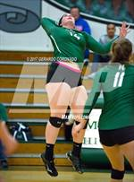 This MaxPreps.com professional photo features Manteca high school Payton Reis playing  Volleyball. This photo was shot by Gerardo Coronado and published on Coronado.