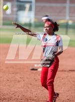 This MaxPreps.com professional photo features Smoky Hill high school Jahlisa Klear playing  Softball. This photo was shot by Derek Regensburger and published on Regensburger.