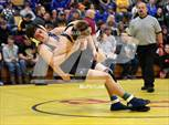 This MaxPreps.com professional photo is from the gallery Big Bear Wrestling Tournament  which features Andover high school athletes playing  Wrestling. This photo was shot by Lainie Hiller and published on Hiller.