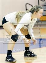 This MaxPreps.com professional photo is from the gallery St. Joseph Notre Dame vs. Athenian (CIF NCS D5 1st Round) which features Athenian high school athletes playing  Volleyball. This photo was shot by Dennis Marpuri and published on Marpuri.