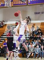 This MaxPreps.com professional photo is from the gallery Lincoln @ Tokay which features Tokay high school athletes playing  Basketball. This photo was shot by Stephen Hopson and published on Hopson.