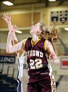 This MaxPreps.com professional photo is from the gallery Eagle River vs. Dimond which features Dimond high school athletes playing Girls Basketball.