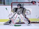 This MaxPreps.com professional photo features Eastern CT Eagles high school Troy Moeller playing  Ice Hockey. This photo was shot by Paul Brandon and published on Brandon.