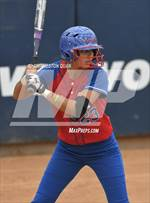 This MaxPreps.com professional photo is from the gallery OCSC All-Star Classic (East vs. West) which features Western high school athletes playing  Softball. This photo was shot by Heston Quan and published on Quan.