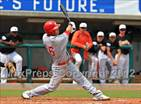 This MaxPreps.com professional photo is from the gallery Mater Dei vs. Sarasota (National High School Invitational) which features Mater Dei high school athletes playing  Baseball.
