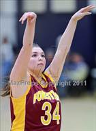 This MaxPreps.com professional photo is from the gallery Bradshaw Christian vs. Foresthill (CIF SJS D5 Playoffs) which features Foresthill high school athletes playing Girls Basketball.