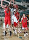 This MaxPreps.com professional photo is from the gallery Jesuit @ Sheldon which features Jesuit high school athletes playing  Basketball.