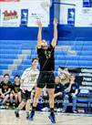 This MaxPreps.com professional photo is from the gallery Del Oro vs. Rio Americano (CIF SJS D2 Final) which features Rio Americano high school athletes playing Boys Volleyball.