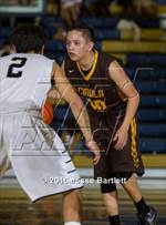 This MaxPreps.com professional photo features Cibola high school Isaac Brito playing  Basketball. This photo was shot by Jesse Bartlett and published on Bartlett.